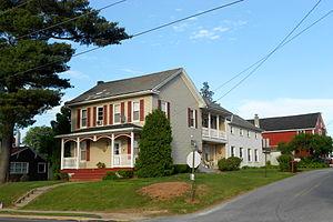 Yorkana, Pennsylvania - Image: Yorkana, York County, PA 06