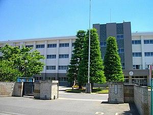 結城第二高等学校