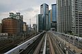 Yurikamome front outlook near Shiodome 20080424.jpg