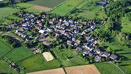 Züllighoven, aerial photo (2017)