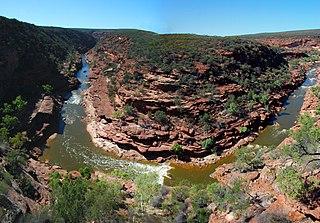 Murchison River (Western Australia) river in Western Australia