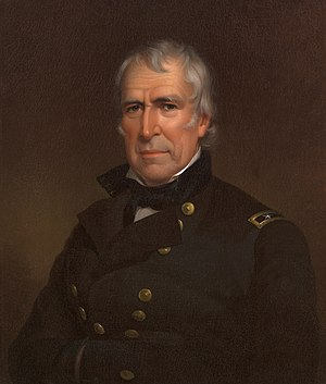 1849 in the United States - March 4: Zachary Taylor becomes President