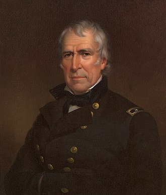 Marshall Jewell - Jewell strongly supported Whig candidate Zachary Taylor in the Presidential Election of 1848.