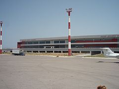 "Zakynthos International Airport, ""Dionysios Solomos"" Port lotniczy Zakintos"