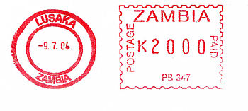 Zambia stamp type D13.jpg