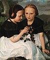 Zaytsev sisters by P.Tyurin (1847).jpg