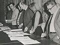 Zebranie Zarządu Aeroklubu Gliwickiego 1984 01.jpg