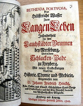 Johann Heinrich Zedler - Early works published by Zedler