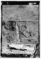 Zerka-Main & Machaerus, also Zerka (town), T-J (i.e., Transjordan), Nov. 1930, May 5-6, 1932. LOC matpc.14114.jpg