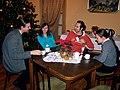Zlot Zimowy 2006 - Przy stoliku 01.jpg