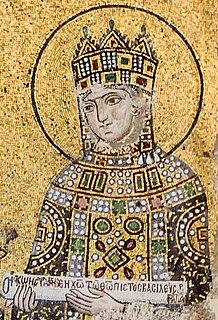 Zoë Porphyrogenita Byzantine empress regnant
