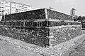 Zona Arqueológica de Tlatelolco, Vista de ruinas y ciudad.JPG