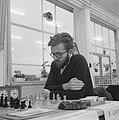 Zone-schaaktoernooi te Berg en Dal , B Larsen, Bestanddeelnr 911-8325.jpg