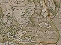 Zuidenveld op kaart van Drenthe door Cornelis Pijnacker.jpg