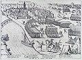 Zutphen door Don Frederik ingenomen, 16 oktober 1572 - Capture of Zutphen by Fadrique Álvarez de Toledo (Frans Hogenberg).jpg