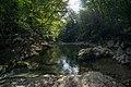 """""""Голубое озеро"""" на дне Большого каньона Крыма.jpg"""