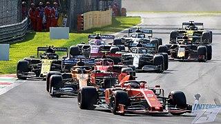 Motorsport Sport primarily involving the use of motorized vehicles