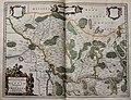 """""""Marchionatus Brandenburgici partes duae, Ruppin comitatus & Prignits regioncula - auct. Olao Iohannis Gotho..."""" (22070381028).jpg"""