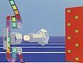 """""""Projector, Film, Countdown Key Frames - 3 """" Digital Effect Inc., 1980.jpg"""