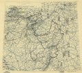 (March 31, 1945), HQ Twelfth Army Group situation map. LOC 2004631921.tif