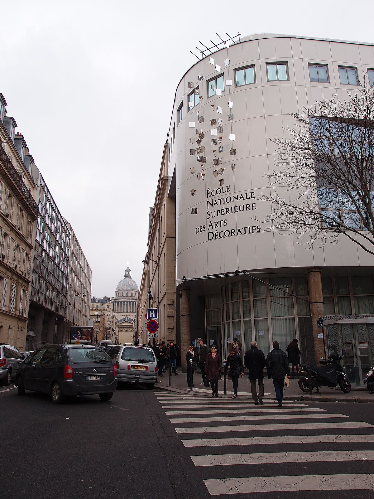 Ecole Nationale Sup Ef Bf Bdrieure Des Arts Decoratifs