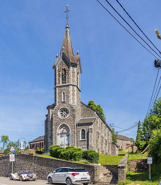 église Saint-Fiacre, Membre, Belgium
