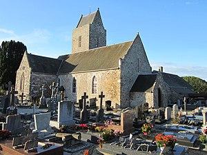 Église Saint-Pierre d'Heugueville-sur-Sienne