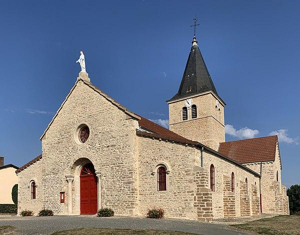 Photo de la ville Arbigny