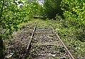 État de la section de Saint-Saulve à Blanc-Misseron de la ligne de Douai à Blanc-Misseron au 16 avril 2014 (106, gare d'Onnaing).JPG