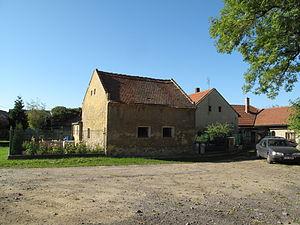 Úžice (Mělník District) - Image: Úžice