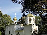 Вид на Алесеевскую церковь..JPG