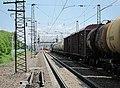 Вид с платформы оп. Деповская в сторону ст. Московка - panoramio.jpg