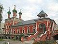 Высоко-Петровский монастырь. Церковь Преподобного Сергия Радонежского01.jpg