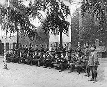 Женский батальон смерти. Петроград, июнь 1917