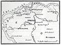 Карта к статье «Гусситские войны». Военная энциклопедия Сытина (Санкт-Петербург, 1911-1915).jpg