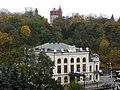 Киевская ФИЛАРМОНИЯ, а выше МУЗЕЙ ВОДЫ..JPG