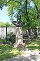 Миколаїв, вул. Адміральська 4, Бюст віце-адмірала В. О. Корнілова 1806–1854 рр.jpg