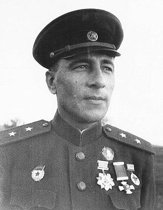 Mikhail Katukov - Image: Михаил Ефимович Катуков