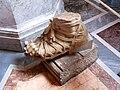 Ножка в сандалии (80-й размер) - panoramio.jpg