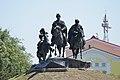 Пам'ятник «Героям Визвольної війни Українського народу 1648–1654 рр Вид 7.JPG