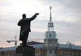 Памятник Ленину (Воронеж)
