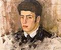 Портрет брата Николая (картина В.Э. Вильковиской).jpg