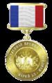 Почётный знак лауреата Государственной премии Республики Марий Эл, 2007, лицевая сторона.png