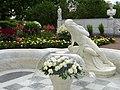 Прекрасный Нарцисс. Царицын остров Петергофа.jpg
