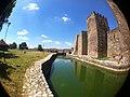 Смедеревска тврђава (канал који опасује Мали Град).JPG
