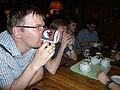 Собрание Викимедиа.ру 3 июня 2015 года в Москве в кафе Грабли 14 .JPG
