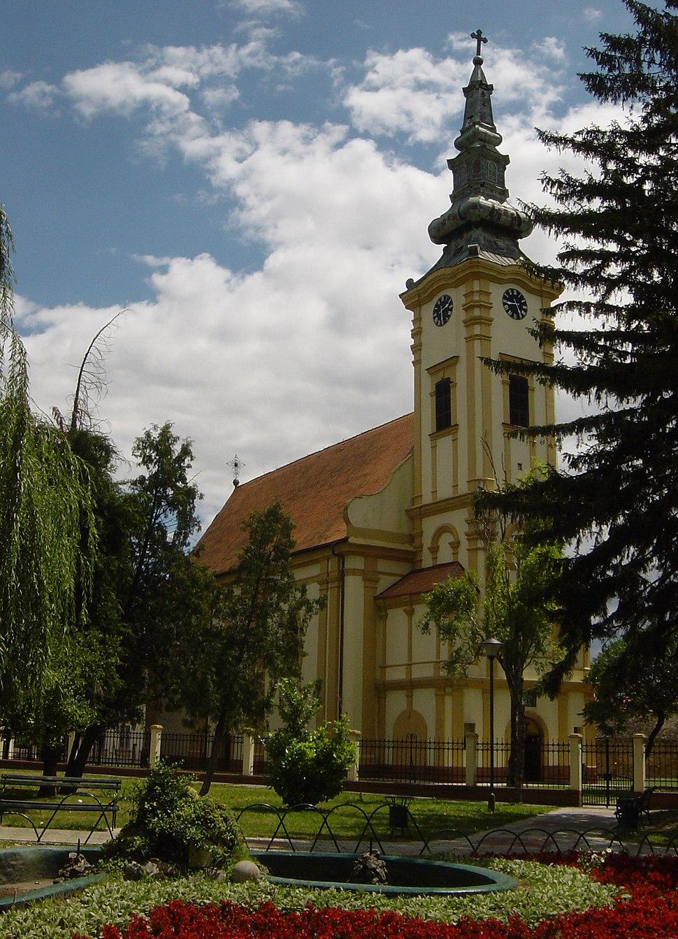 Српска православна црква Св. Николе у Шиду