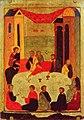 Таємна вечеря. Кінець XV ст. Середня Русь..jpg
