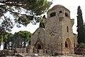 Церковь с крестом Госпитальеров. Монастырь Filerimos. Rodos. Greece. Июнь 2014 - panoramio.jpg