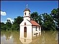Црква Мајке Ангелине Купиново - Поплава 2014. - panoramio (1).jpg